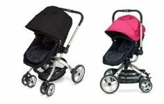 JJ Cole Broadway Stroller WITH FREE Color Swap Canopy- Sassy - http://babystrollers.everythingreviews.net/3414/jj-cole-broadway-stroller-with-free-color-swap-canopy-sassy.html