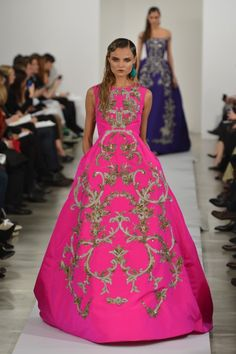 A beautiful retrospective of the incredible work of Oscar de la Renta over at GoFugYourself.com. He will be greatly missed.