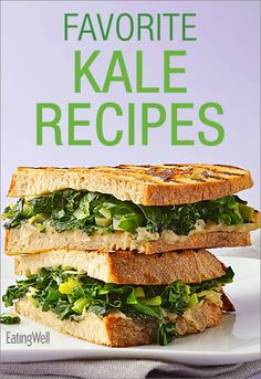 FREE cookbook with our favorite kale recipes