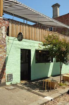 Bu Cafe, Carlton. melbourne cafes photo blog