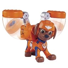 No need to fear the dark with this animal figure from Paw Patrol by your little ones 3 years and up side. Paw Patrol - Air Rescue Zuma Pup Pack and Badge Zuma Paw Patrol, Paw Patrol Toys, Kids Spiderman Costume, Toy Cars For Kids, Toy Store, Cool Toys, Tigger, Little Ones, Badge
