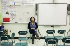 Photo Series Captures The Part Of A Teacher's Day You Never See