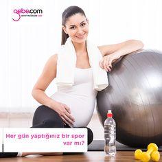 Her gün yaptığınız bir spor var mı?   Her gün en az yarım saat yürüyüş ve egzersiz yapmak, kas gücünü ve dayanıklılığı arttırarak doğumu kolaylaştırır.