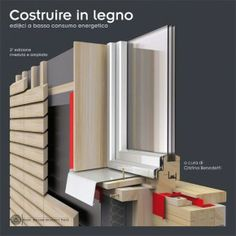 Timber Buildings: Low-energy constructions by Bozen-Bolzano University Press Wood Cladding Exterior, Roof Cladding, House Cladding, Wall Exterior, Timber Cladding, Building A Sauna, Building Renovation, Detail Architecture, Wooden Facade