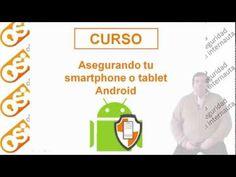 Asegurando tu smartphone o tablet #Android Modulo 4 ¡Nunca pierdas los datos! -Copias de seguridad-