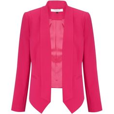 COLLECTION by John Lewis Amaris Jacket, Flamingo found on Polyvore