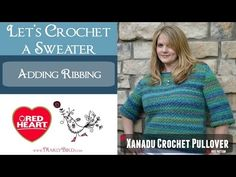 Adding Ribbing with the Whip Stitch | Red Heart