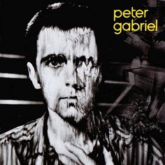 Peter Gabriel (1980): Third self titled album, commonly known as 3 or Melt -Design by Hipgnosis.