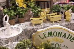 Olathe Home Décor provides Mirrors, Home Decor & Gifts in Olathe, Kansas Spring Home Decor, Lemonade, Showroom, Table Decorations, Furniture, Home Furnishings, Fashion Showroom, Arredamento, Root Beer
