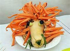 veggie sculpture fair - - Yahoo Image Search Results