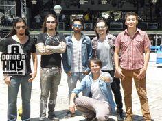 Contra el Viento en concierto GRATIS http://adondeirhoy.com/conciertos-en-costa-rica/contra-el-viento-en-concierto-gratis