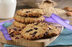 Prepara estas galletas de avena y conviértelo en tu snack favorito, con su mix de arándanos y nueces les encantan a chicos y a grandes, y lo mejor es que son muy rápidas de preparar y la consistencia es perfecta.