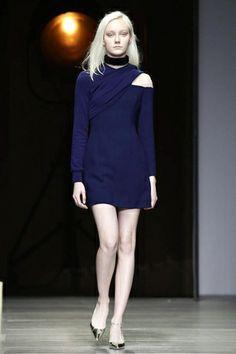 Marios Schwab Ready To Wear Fall Winter 2014 London - NOWFASHION