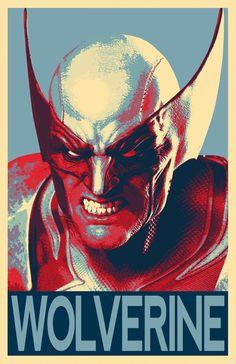 Wolverine Xmen Logan Illustration - Superhero Comicbook Film Pop Art Movie Home Decor in Poster Print or Canvas Marvel Comics Art, Marvel Heroes, Marvel Characters, Wolverine Art, Logan Wolverine, Wolverine Poster, Xman Marvel, Comic Books Art, Comic Art