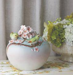 Porcelana de la «Colección Franz».  Ideas para la inspiración