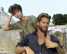 Jeff Bridges: This movie made him an idol: The former coast guard with Rachel Ward in1984's Against All Odds