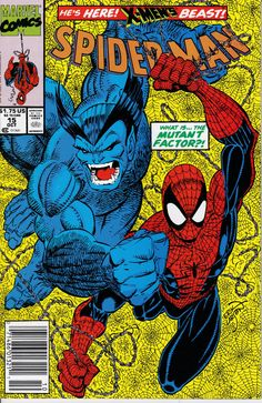 Spider-Man 15 October 1991 Issue Marvel Comics by ViewObscura
