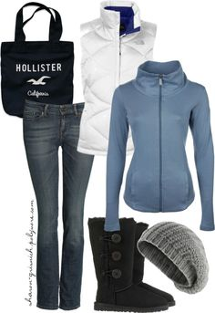 """""""Snow Day"""" by sharon-grisnich on Polyvore"""