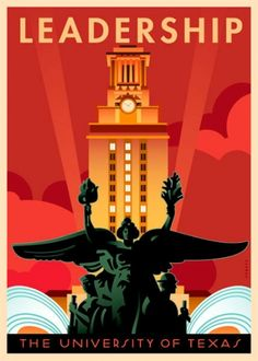 What a place to learn to lead- Austin is the Capitol of the Greatest State of the Greatest Country in the World!