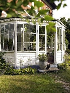"""wonderful """"sun room"""" addition to a home..."""