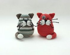 Kitten Crumb free crochet pattern by Stip & Haak (for English download, click the button on the right) ...