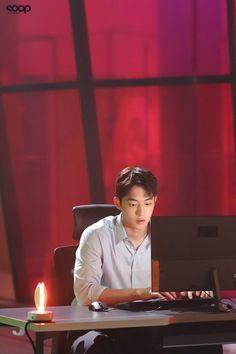 Nam Joo Hyuk Lockscreen, Nam Joo Hyuk Wallpaper, Drama Korea, Korean Drama, Nam Joo Hyuk Cute, Bride Of The Water God, Korea Wallpaper, Nam Joohyuk, Handsome Korean Actors