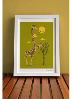 Flying Mouse 365 Selected Print - Painting Smiley