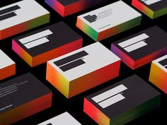 IS Creative Studio / business cards 4rd edition on Behance