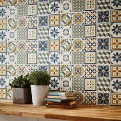 Konkrete Multicolour Matt Ceramic Wall tile Pack of 14 . This wall tile is ideal for bathroom shower walls & kitchen. Wall tile by Colours Room Wall Tiles, Kitchen Wall Tiles, Ceramic Wall Tiles, Kitchen Backsplash, Cable Spool Tables, Small Laundry Rooms, Small Bathroom, Tile Floor, Shower Walls