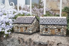 Stone Fairy House Tutorial: How To Build Your Own | The WHOot