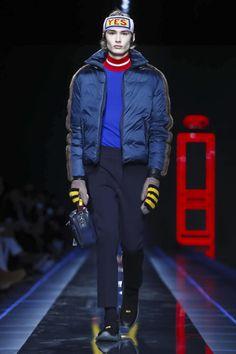 Fendi Menswear Fall Winter 2017 Milan