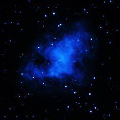 Crab Nebula in ultraviolet