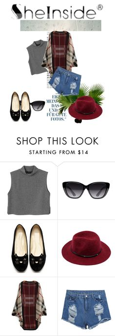 """""""Warm Inside"""" by alwaysroyal on Polyvore featuring Monki, Elizabeth and James, Sheinside, cardigan and contestentry"""