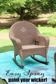 Brown Wicker Mix on