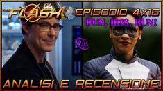 """🆕 The Flash ITA ⚡ Episodio 4x16 """"Run, Iris, Run""""   Analisi & Recensione ⚡"""