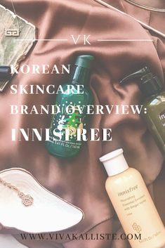 What you NEED to know about this Korean skincare brand!   #korean #skincare #skinroutine #bblogger #beauty #beautyblogger #blogger #naturalbeauty #innisfree