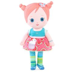 Mooshka Tots Doll - Karia