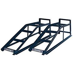 Carpoint CDCR2 Cougar Car Ramp, 2000 Kg - Pack of 2