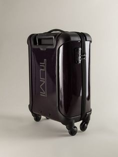 Tumi | carry-on suitcase |