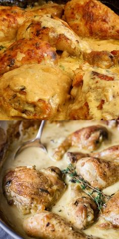 Fall Recipes, Great Recipes, Comida Fusion, Keto Approved Foods, Cooking Recipes, Healthy Recipes, Tiny Food, Chicken Thighs, Soul Food
