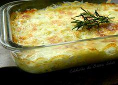 gratinado de batata e cebola - jammie oliver