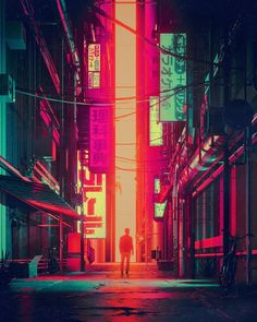 Cyberpunk Vibes What's Representation? Most readily useful Illustration Examples of the Year The illustration is Arte Cyberpunk, Cyberpunk City, Cyberpunk Aesthetic, Neon Aesthetic, Cgi, Wallpaper Animes, Wallpaper Wallpapers, Iphone Wallpapers, City Wallpaper