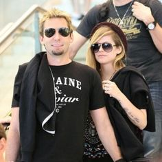 Avril Lavigne and Chad Kroeger confirm split