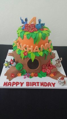 Rio 2 cake!!! Rio Cake, Rio 2, Parties, Cakes, Birthday, Desserts, Ideas, Food, Fiestas