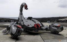 ArtStation - Nuthin' But Mech Amin Akhshi Robot Concept Art, Weapon Concept Art, Armor Concept, Futuristic Armour, Futuristic Cars, Arte Robot, Cyberpunk Art, Armored Vehicles, Army Vehicles
