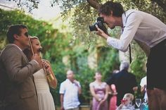 Hiring a professional wedding photographer or not! Great article