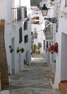 Balconies, Andulsia, Spain