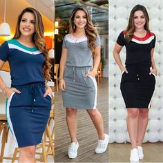 plus size outfits for work womens clothes Dressy Casual Outfits, Maxi Outfits, Classy Outfits, Stylish Outfits, Casual Dresses, Cute Outfits, Modest Fashion, Fashion Dresses, 50 Fashion