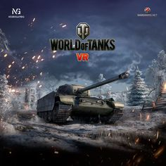 World of Tanks VR Brings Location-Based Warfare to Consumers This May  ||  Play with up to eight players in real time in death matches. https://www.vrfocus.com/2018/03/world-of-tanks-vr-brings-location-based-warfare-to-consumers-this-may/?utm_campaign=crowdfire&utm_content=crowdfire&utm_medium=social&utm_source=pinterest