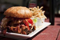 #Burgers #bacon